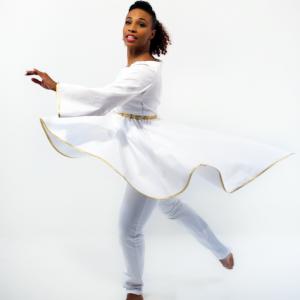 Vous souhaitez mieux connaître Virginie Nfa directrice et fondatrice de Destinée Dance School ?