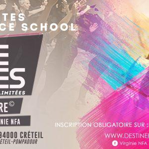 Stage Portes Ouvertes à Destinée Dance School !