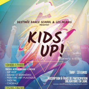 💥💥💫RETROSPECTIVE KIDS UP ! seconde édition ! ✨