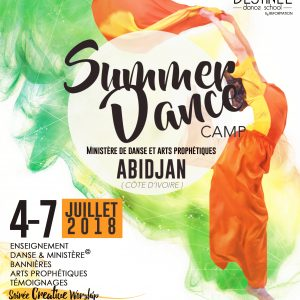 Revivez le Summer Dance Camp Abidjan 2018 !