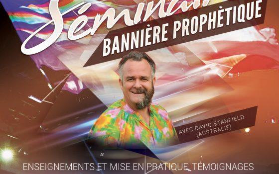 SEMINAIRE : BANNIERE PROPHETIQUE