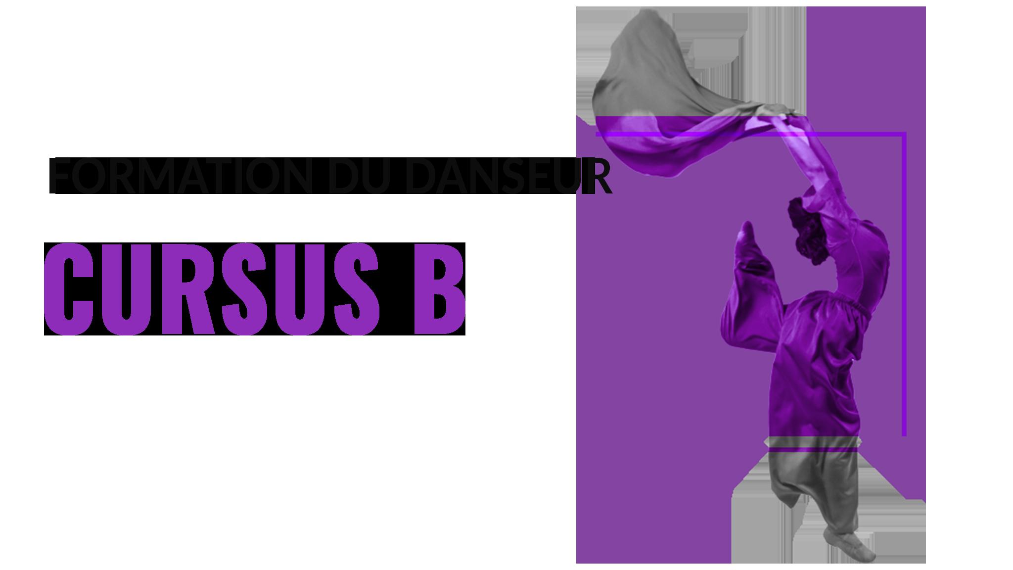 Formation du Danseur – Cursus B