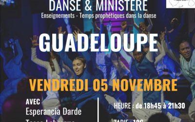 Guadeloupe on vient chez-vous !