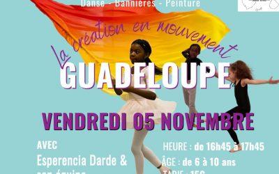 Guadeloupe, encore une bonne nouvelle !